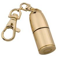 """USB-флеш-карта  """"Пуля """", золотистая, 4 Гб : Оригинальные подарки мужчине, необычные подарки любимой женщине."""